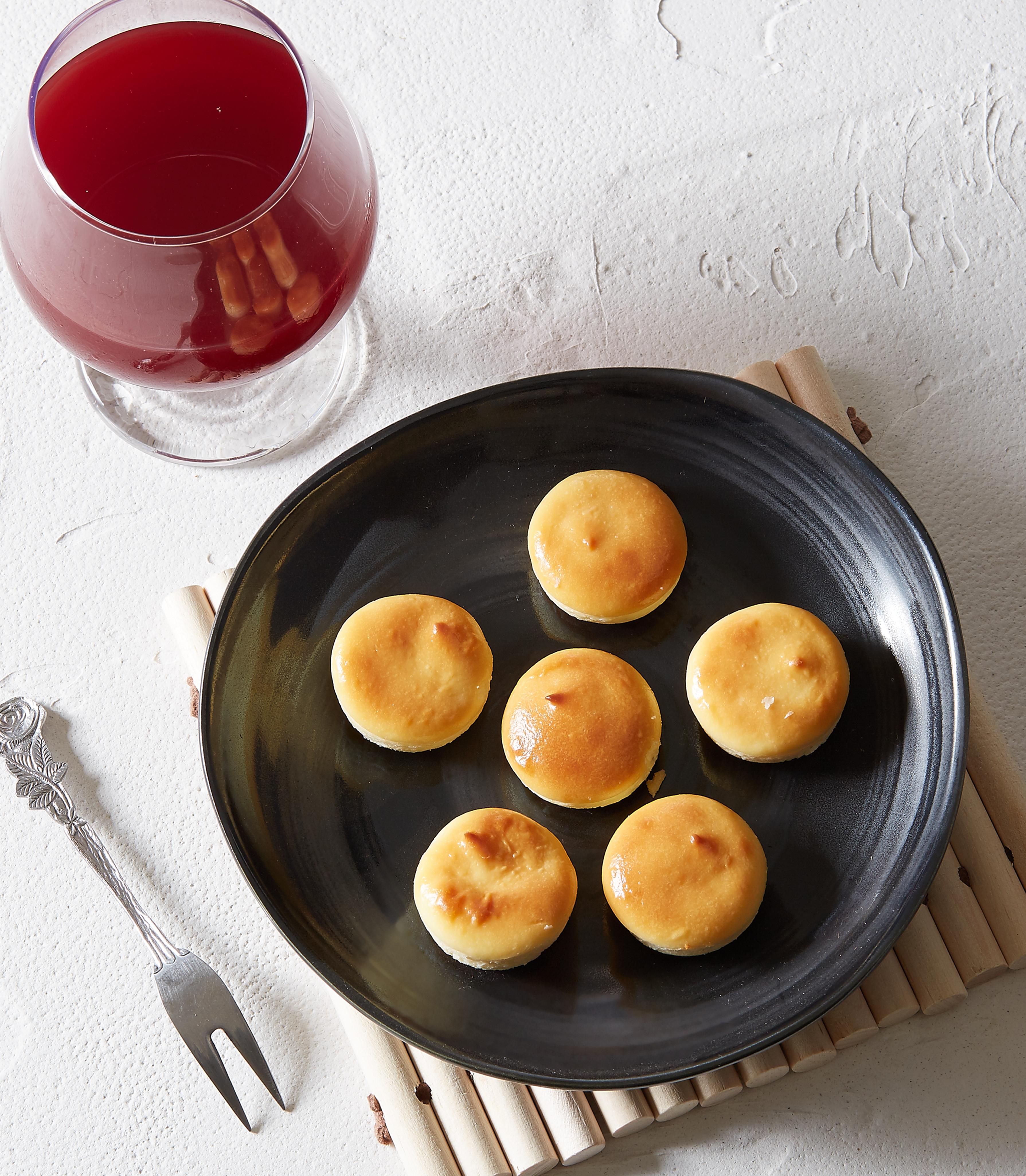 黃金乳酪球 (12入)