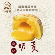 港式流心奶黃12入精典浮雕禮盒